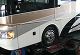 Recreational Vehicle Wheel Alignment  image